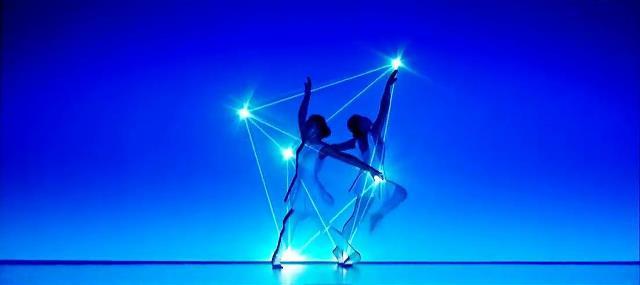 星空畅想,人与光互动节目星空畅想,星空畅想演出表演