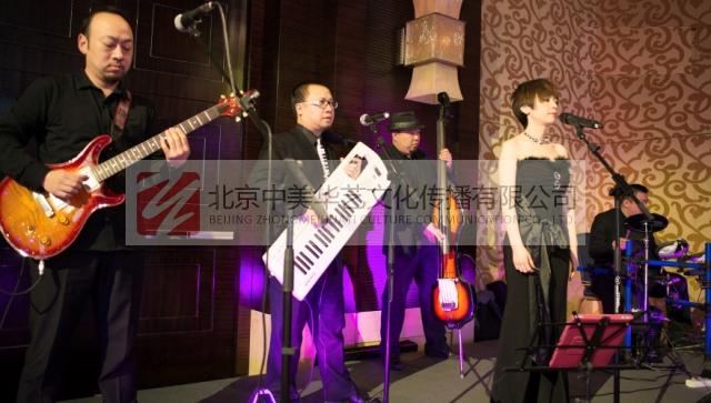 爵士乐队,北京爵士乐队,北京高端爵士乐队,摇摆鱼乐队