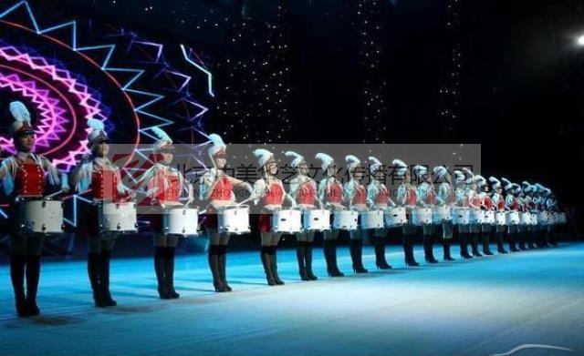 花式军鼓,女子花式军鼓,女子军乐队,北京女子军乐队