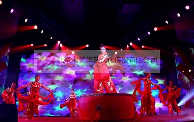 舞蹈红动中华,开场舞红动中华,喜庆舞蹈节目红动中华